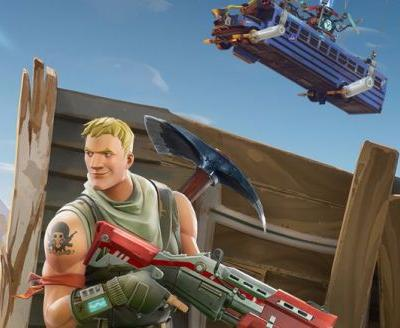 Fortnite's delayed jetpack could be arriving very soon