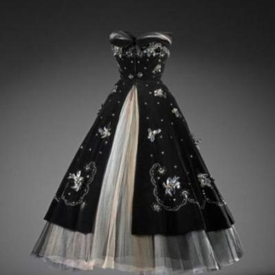 Evening DressLa Petite c.1958National Gallery of