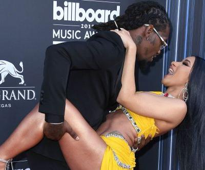 Did Cardi B get 'out-danced' by hubby Offset at the BET Awards?