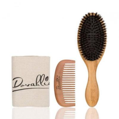 These Under $50 Boar Bristle Brushes Remind us of a Certain $150 Hair Stylist Favorite