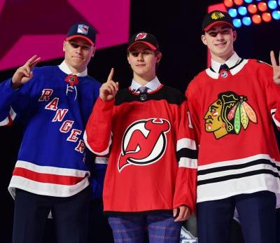 Jack Hughes, Kaapo Kakko could fit in well among great No. 1-No. 2 draft duos