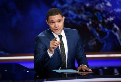 Trevor Noah and conservative Tomi Lahren go head-to-head on Black Lives Matter on 'The Daily Show'