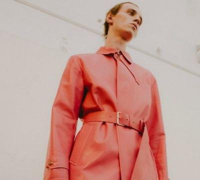 Gents, here's how you can wear next year's Pantone colour: Living Coral