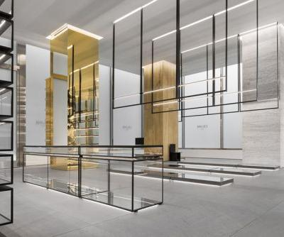 Inside CELINE's Newly-Designed New York Boutique