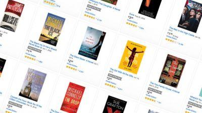 Load Up Your Kindle With 40 Popular Titles For Just a Few Bucks Each