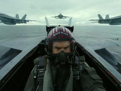 Comic-Con: Tom Cruise Returns in the Top Gun: Maverick Trailer!