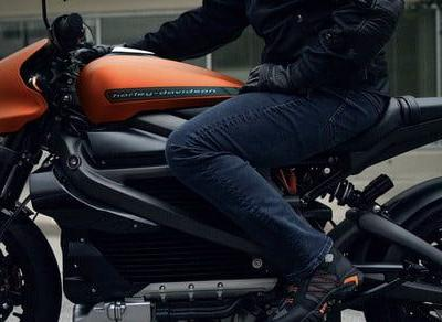 Harley-Davidson teases components and style of its electric LiveWire