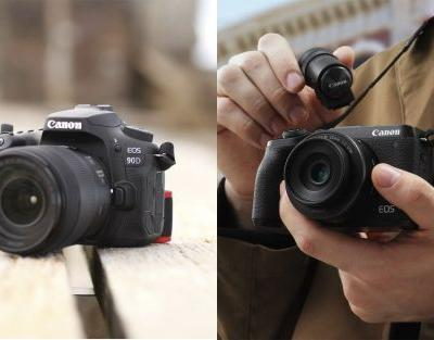 Canon Leaks Full Product Brochures for the Canon 90D and EOS M6 Mark II