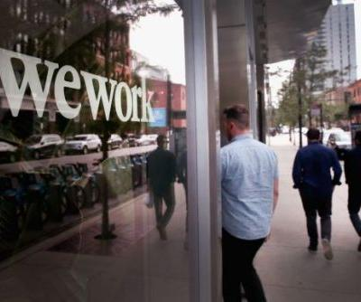 WeWork could hand control to SoftBank as part of rescue package