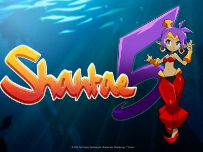 Shantae 5 Announced For 2019 Release
