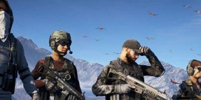 Ghost Recon: Wildlands - give the minimum and recommended PC specs a quick read