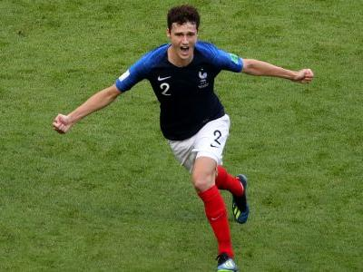 World Cup 2018: Watch Benjamin Pavard score incredible goal for France